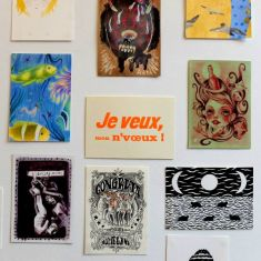 MAIL ART EXHIBITION
